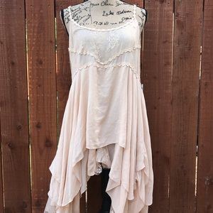 Intimately Free People flowy, layered top